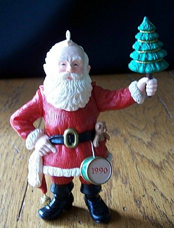 Hallmark Keepsake Ornament Merry Olde Santa