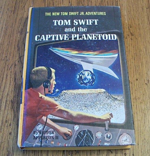 Tom Swift and the Captive Planetoid  Jr. Adventures