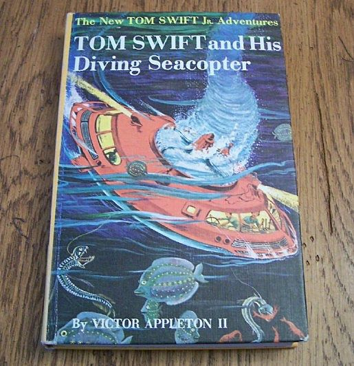 Tom Swift and His Diving Seacopter Jr. Adventures