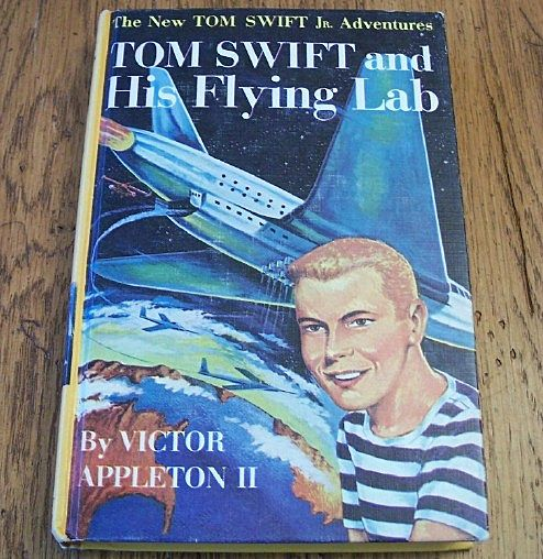 Tom Swift and His Flying Lab Jr. Adventures
