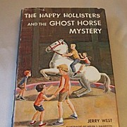 The Happy Hollisters And The Ghost Horse Mystery