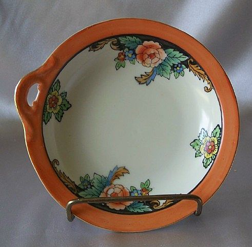 Japan Hand Painted Noritake Dish