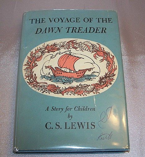 The Voyage Of The Dawn Treader By C. S. Lewis 1960