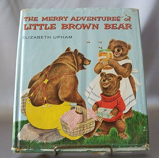 The Merry Adventures of Little Brown Bear  1965