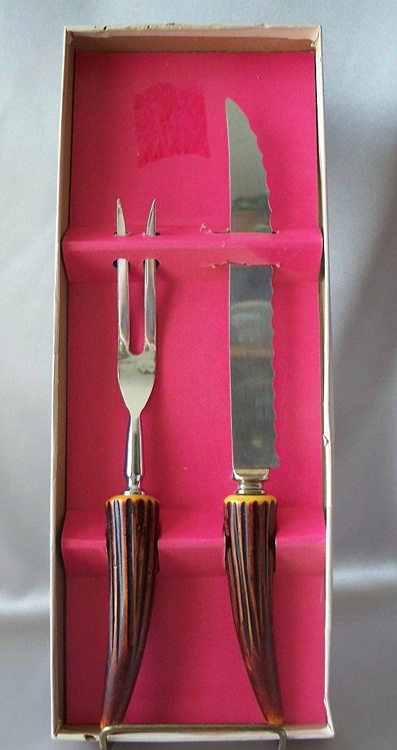 Vintage Regent Sheffield Cutlery Set