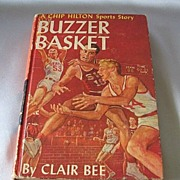 A Chip Hilton Sports Story Buzzer Basket Book