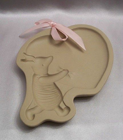 Brown Bag Cookie Art Piglet Colemans Collectibles Ruby