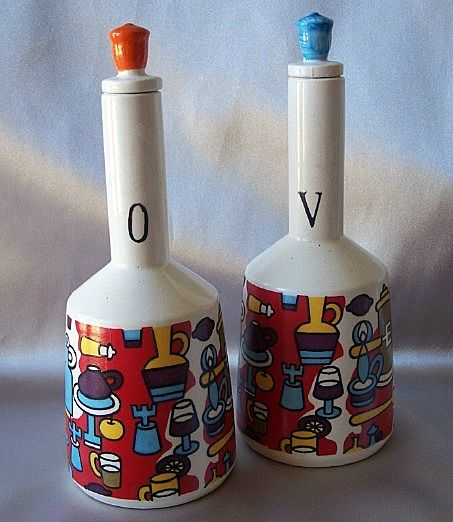 Norleans Oil And Vinegar Set