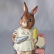 Schmid Bunny Rabbit Music Box