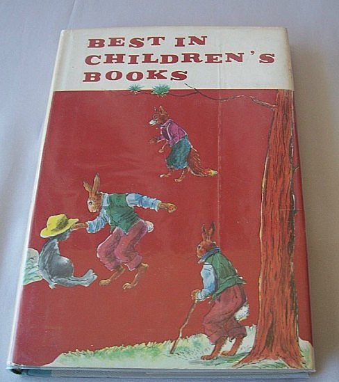 Best In Childrens Books 1960