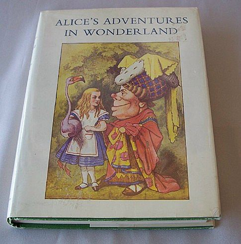 Alices Adventures In Wonderland Book