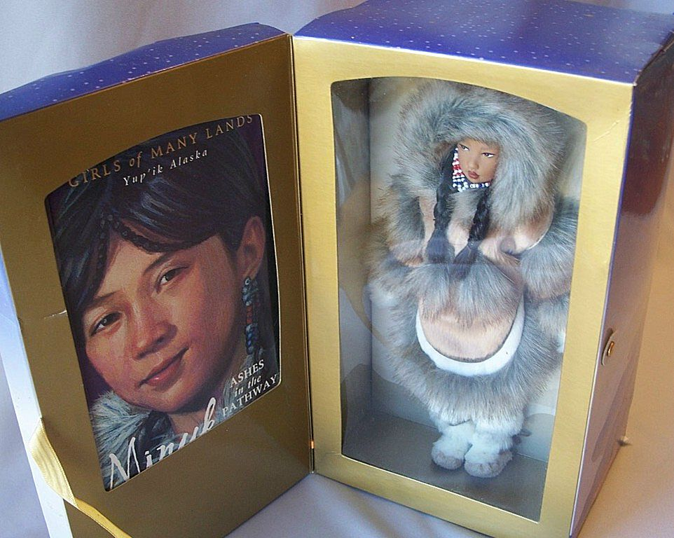 American Girl Girls of Many Lands Minuk Alaska