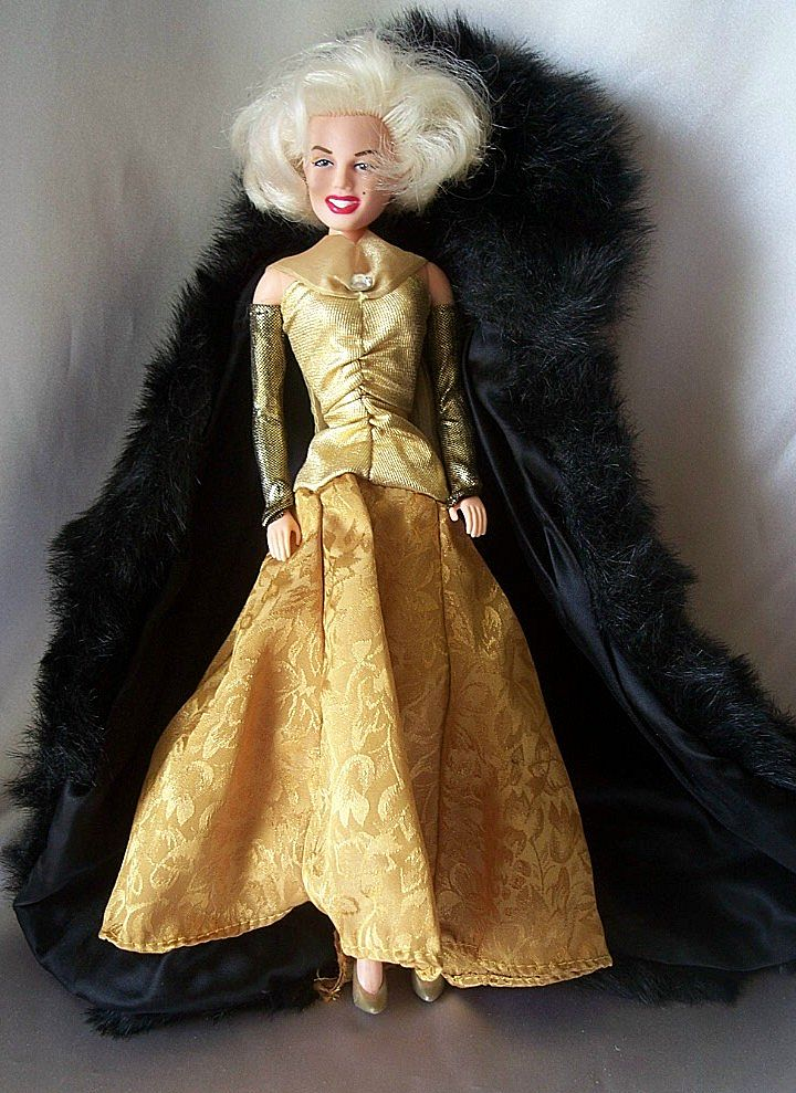 Marilyn Monroe Doll By DSL