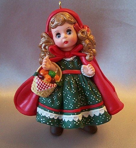 Hallmark Keepsake Ornament Little Red Riding Hood