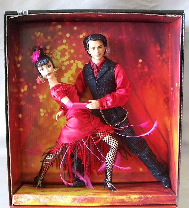 Barbie And Ken  Tango Gift Set