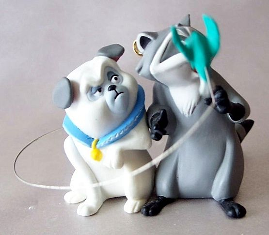 Hallmark Keepsake Ornament Percy Flit And Meeko