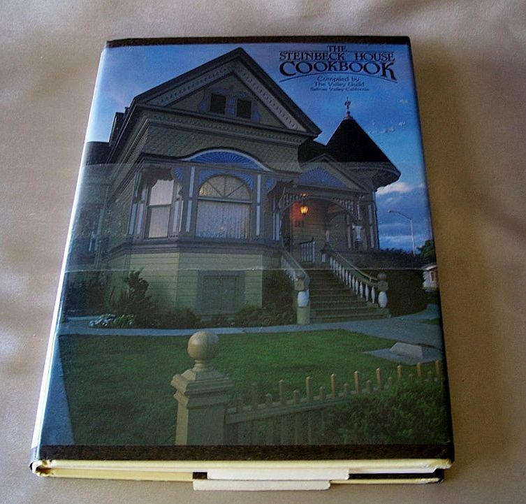 The Steinbeck House Cookbook 1984