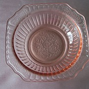 Depression Glass Mayfair Cereal Bowl