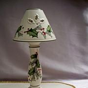 Lenox Holiday Gathering  Candle Lamp