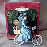 Hallmark Ornament Miss Gulch The Wizard Of Oz 1997