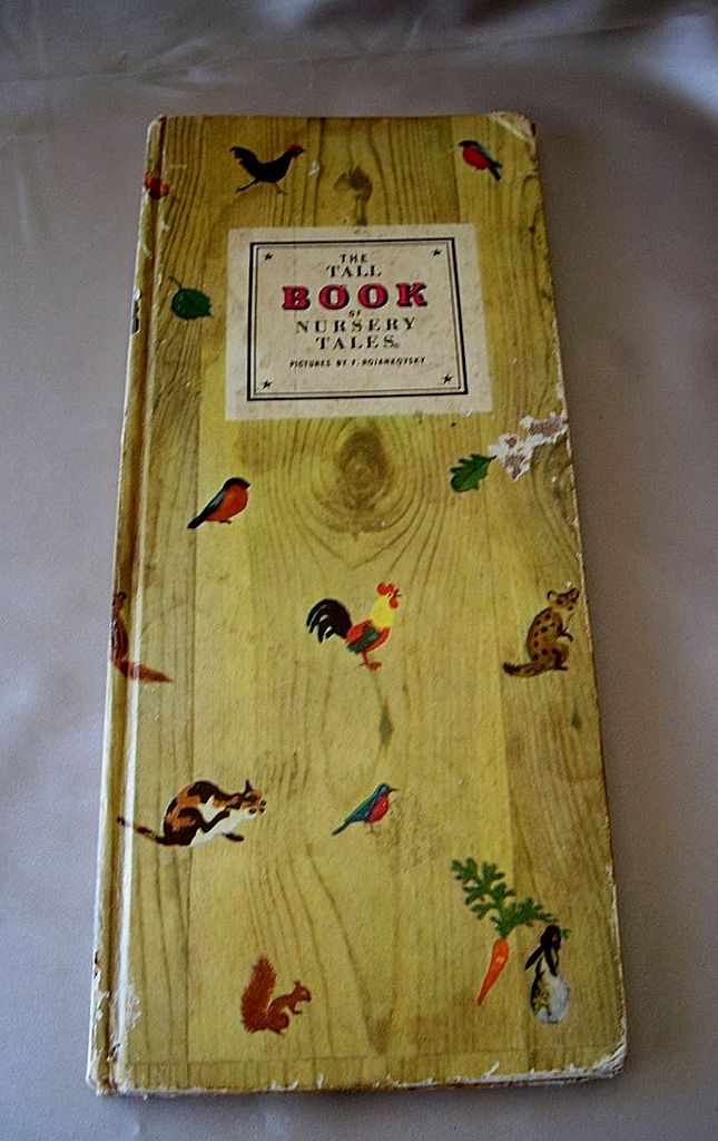The Tall Book Of Nursery Tales