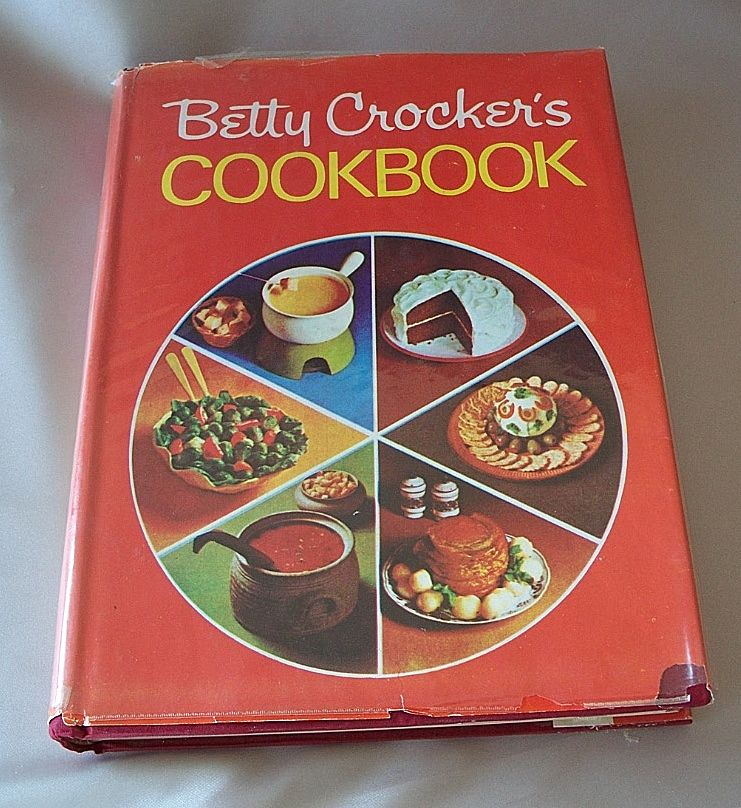 Betty Crocker's Cookbook New and Revised Edition Golden 1980 HC Recipes