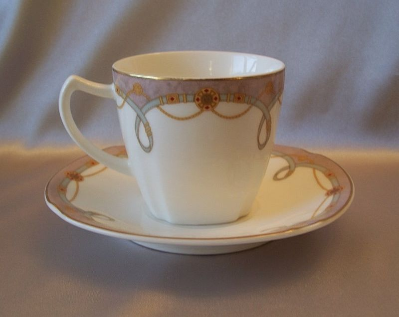 Mila Schon Narumi  Cup And Saucer Japan