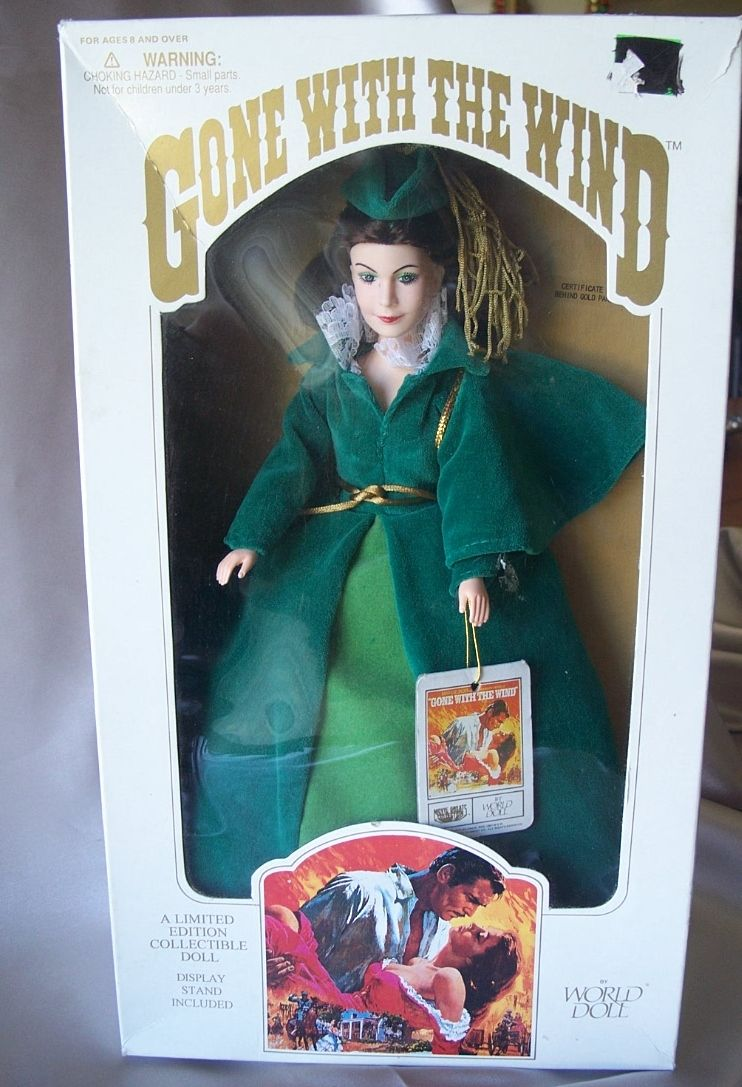 Gone With The Wind Scarlett  Doll