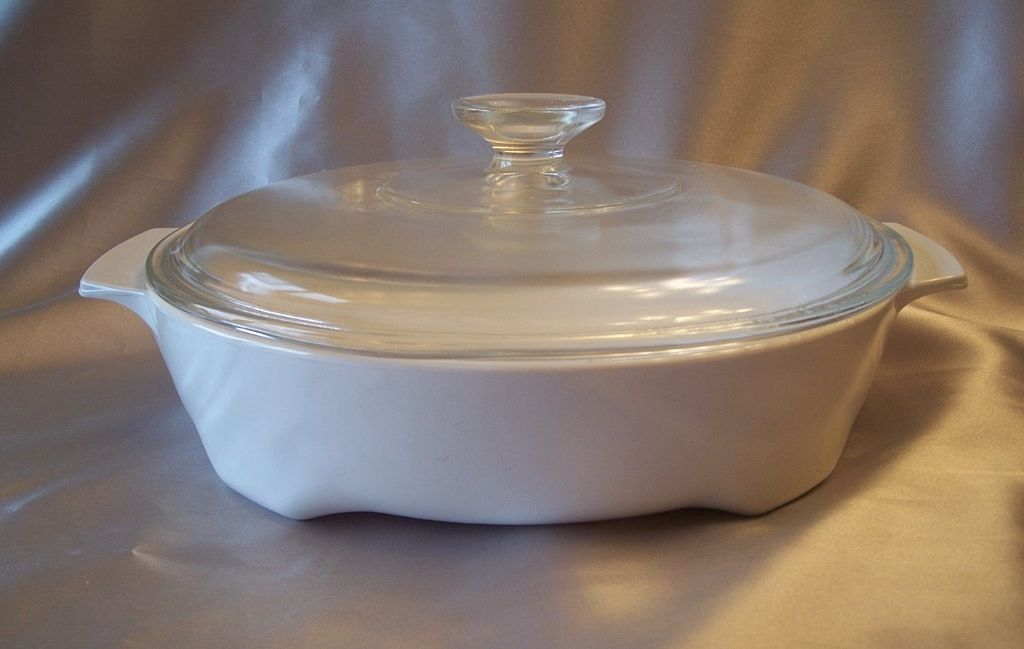 Corning Ware Round Microwave Browning Skillet