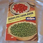Vintage Birds Eye Cookbook  1941