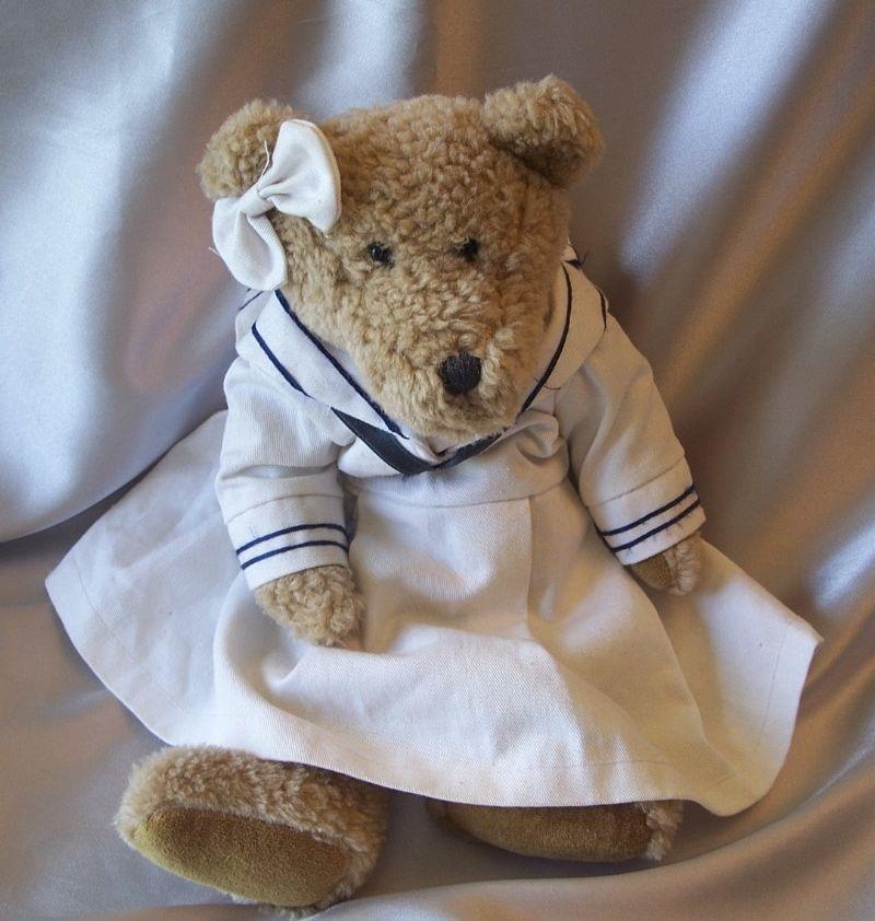 Lydia Fitzbruin Boyds Bear