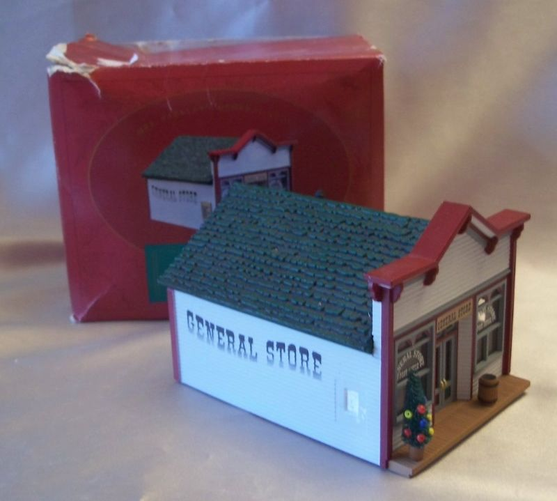 Hallmark Keepsake Ornament Sarah Plain and Tall Mrs Parkley's  General Store