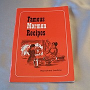 Famous Mormon Recipes By Winnifred Jardine