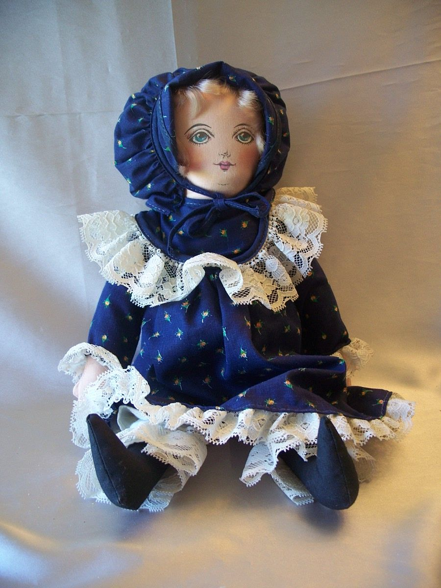 Hand Craft Cloth Cloth Doll