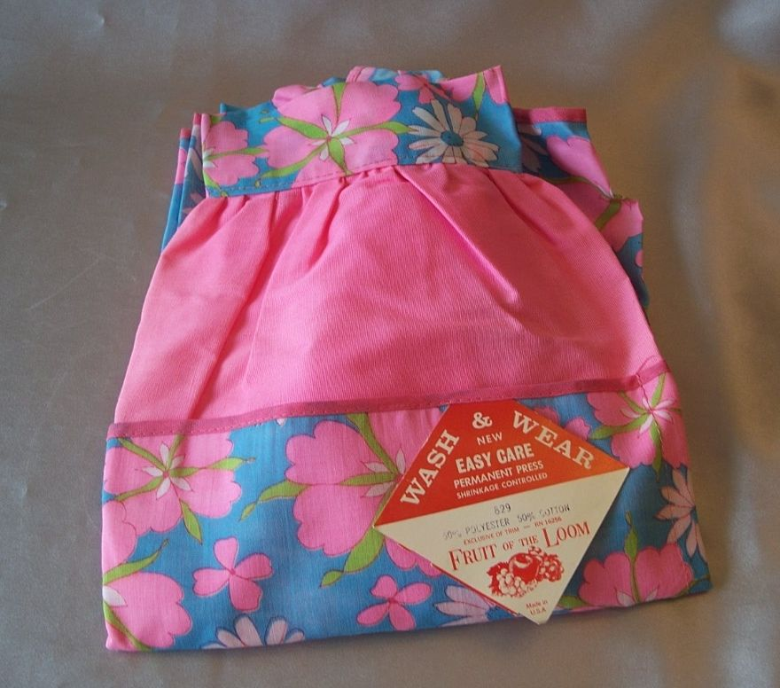 Fruit Of The Loom Vintage  Apron