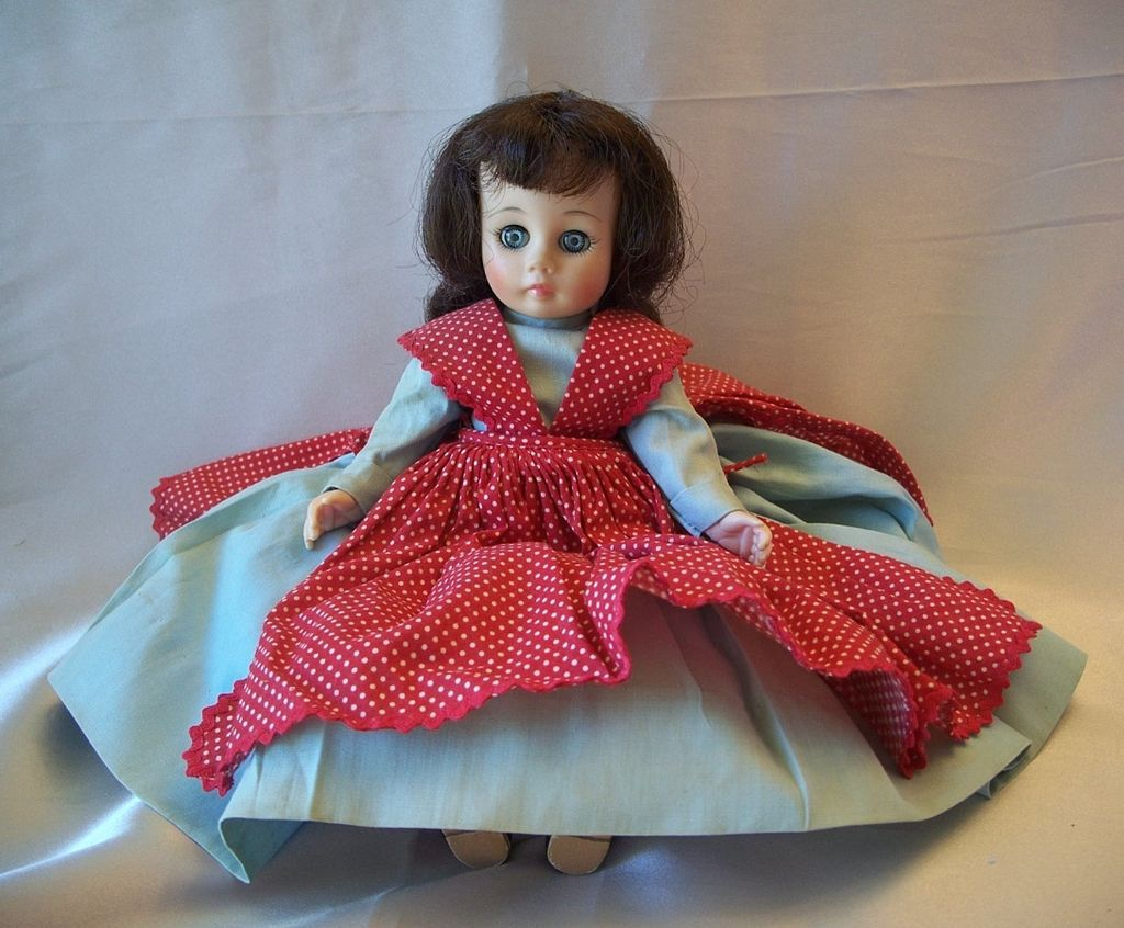 Madame Alexander Little Women Jo Doll