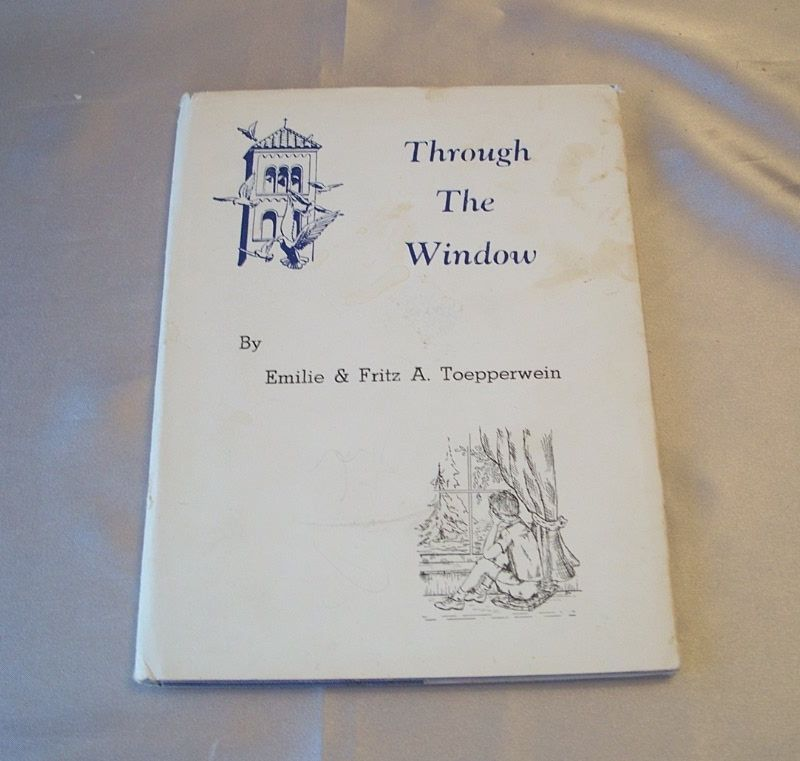 Through The Window by Fritz Toepperwein
