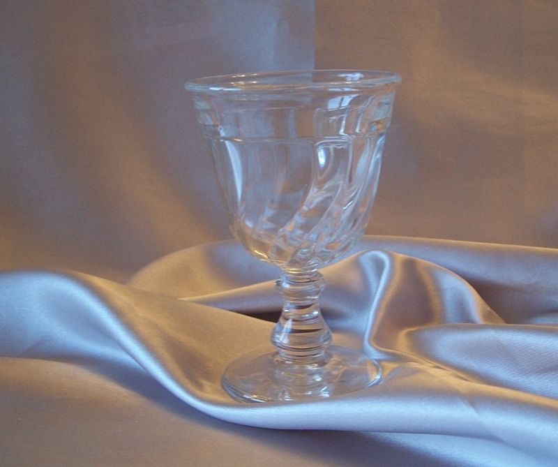 Fostoria Glass Colony Wine Goblet Stem