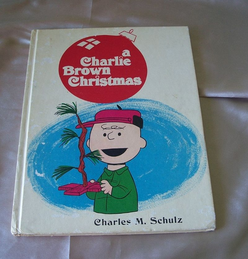 Charlie Brown Christmas by Charles M. Schulz 1972