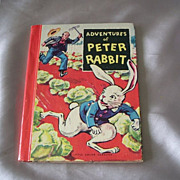 The Little Color Classic Adventures of Peter Rabbit 1938