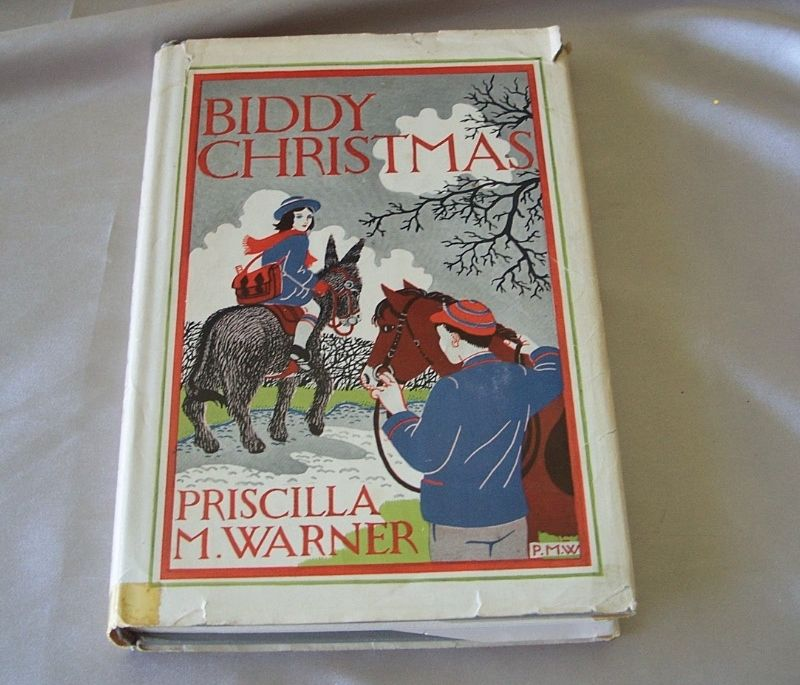 Biddy Christmas  By Priscilla M. Warner