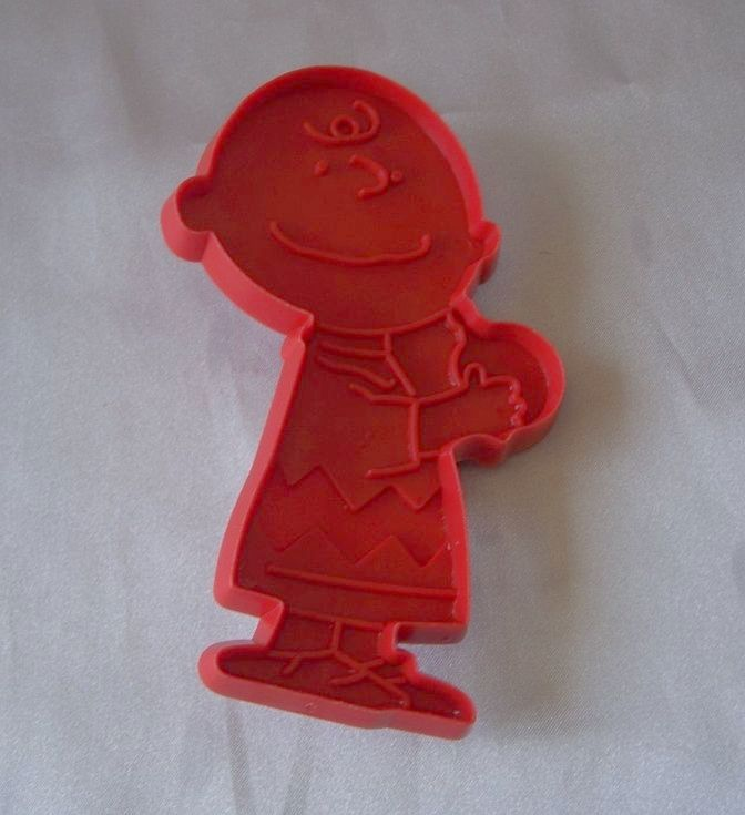 Hallmark Red Charlie Brown Cookie Cutter