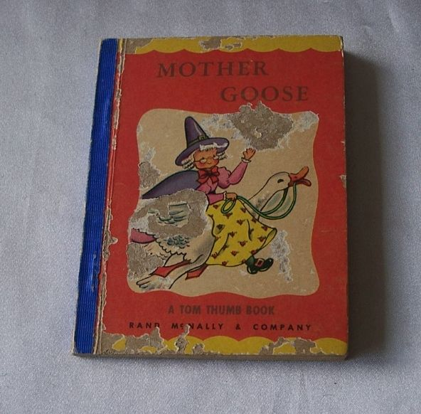 Mother Goose A Tom Thumb Book
