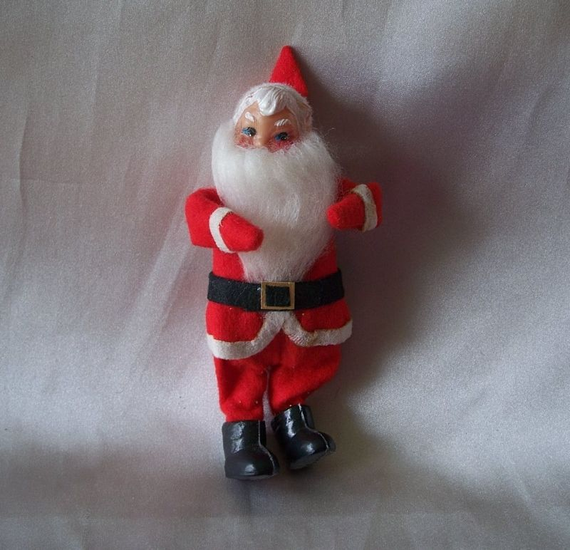 "Christmas 5"" Santa Claus Decoration"