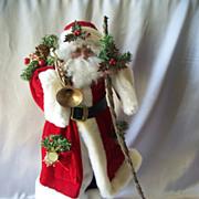 Mark Roberts Display Santa Claus