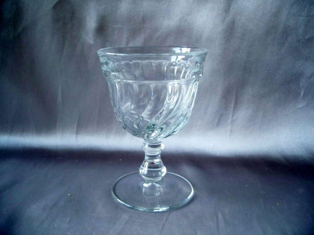 Fostoria Crystal  Colony Water Goblet