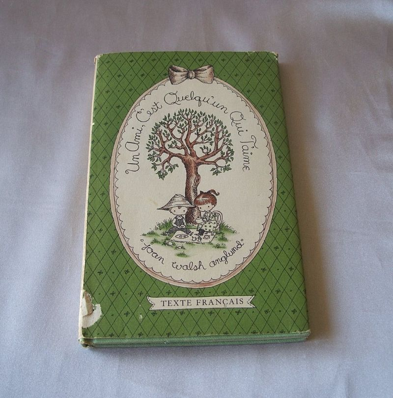 Joan Walsh Anglund Book Written French