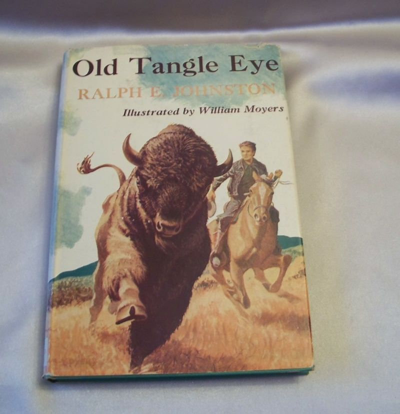 Old Tangle eye By Ralph E. Johnston