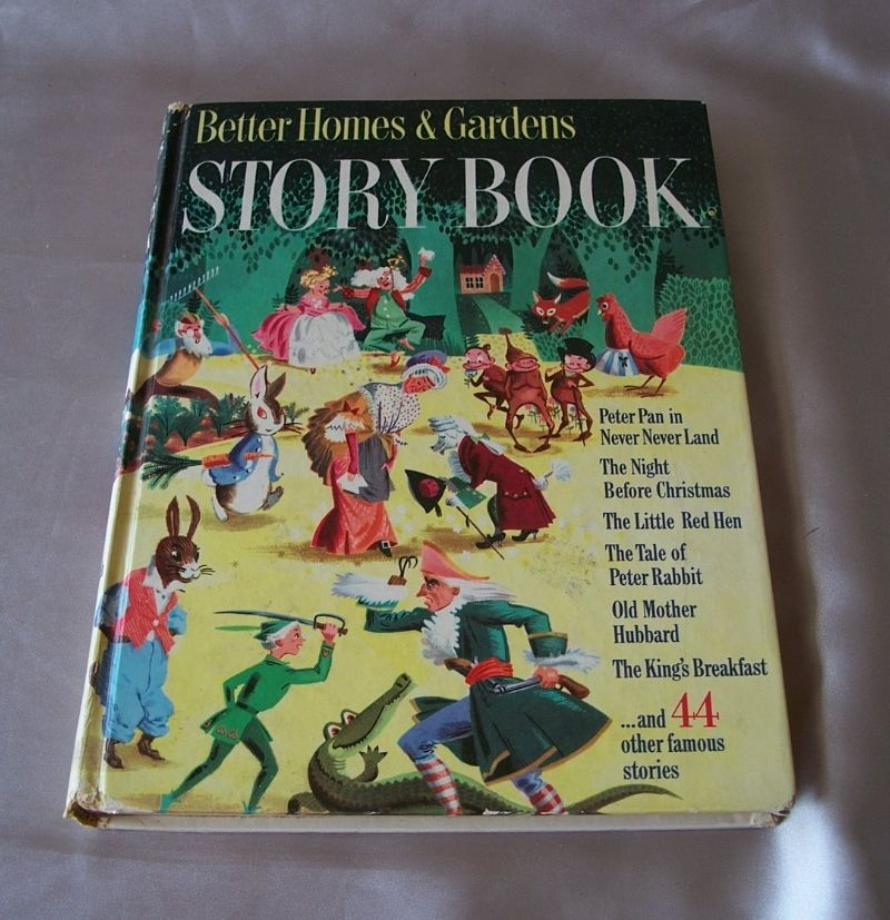Better Homes And Garden Story Book