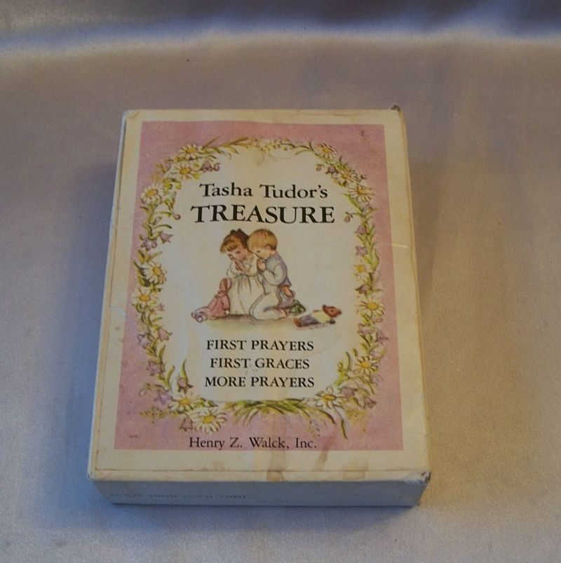 Tasha Tudor's Treasure Box Set